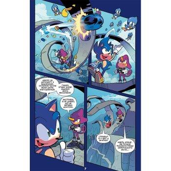 Комікс Їжак Сонік. Том 2. Частка Доктора Еґмана - Sonic (12446)