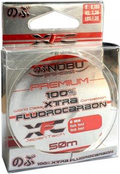 Флюорокарбон Lineaeffe FF NOBU XFC 50 м 0.25 мм 5.79 кг Прозрачный (3043025)