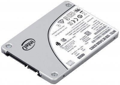 "SSD накопичувач 480 ГБ Intel (2.5"", TLC, SATAIII, SSDSC2KB480G7/J11562-071) Б/У"