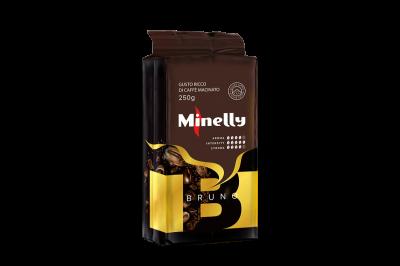 Кава мелена Minelly Bruno 250 г