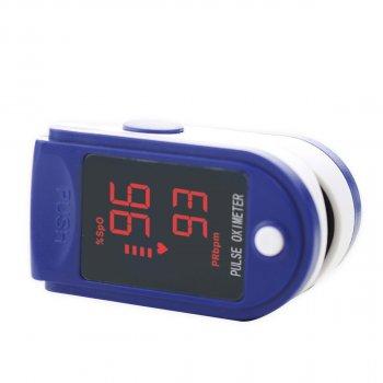 Пульсоксиметр Pulse Oximeter OKCI (SE-PO-03A) пульсометр электронный на палец оксиметр