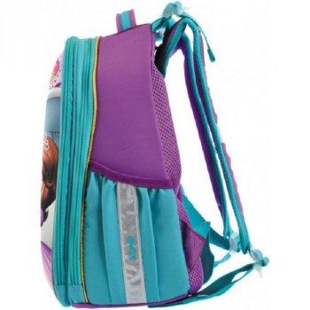 Рюкзак школьный каркасный для девочек 556195 H-25 Sofia (273410)