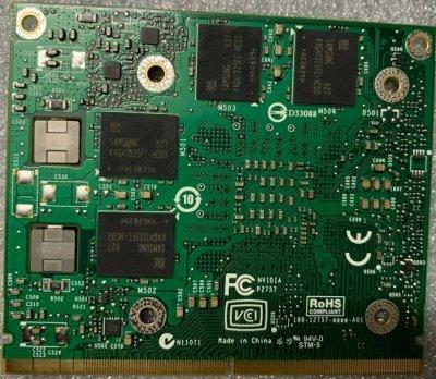 NVIDIA Quadro M2200 4 ГБ GDDR5