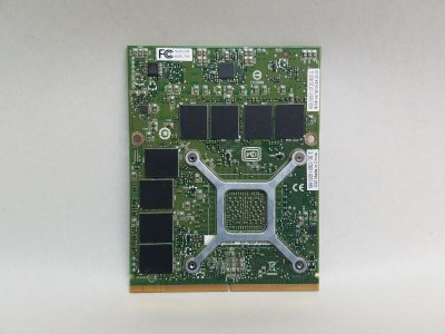 NVIDIA Quadro K4000M 4 ГБ GDDR5