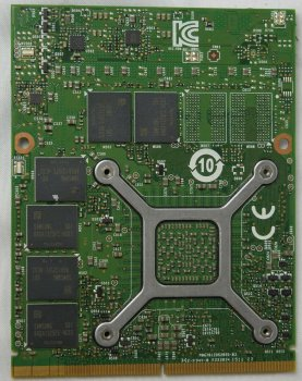 NVIDIA GeForce GTX 970M 6 ГБ GDDR5