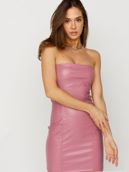 Плаття Karree Бренда P1939M6135 Запорошено-рожеве