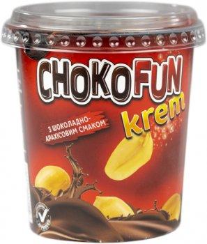 Крем Augustino с шоколадно арахисовым вкусом 400 г (4820211880507)