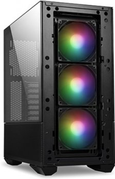 Корпус Lian Li Lancool II Mesh RGB Black (G99.LAN2MRX.00)