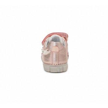 Кросівки для дівчаток DD Step 049-68BL сріблясті