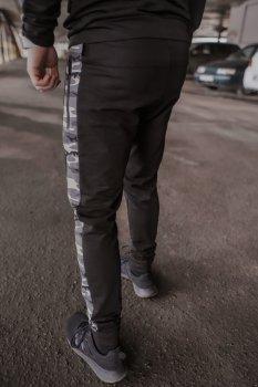 Штаны спортивные мужские Dazzle Intruder трикотажные черные