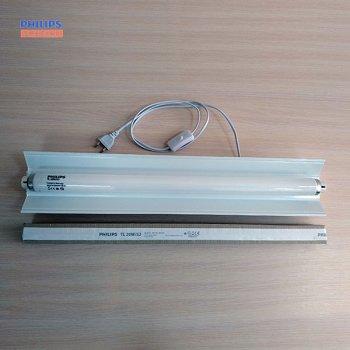 Комплект для лечения желтухи (лампа PHILIPS TL20W/52 G13 (928003505203) + светильник + шнур с выключателем и вилкой)
