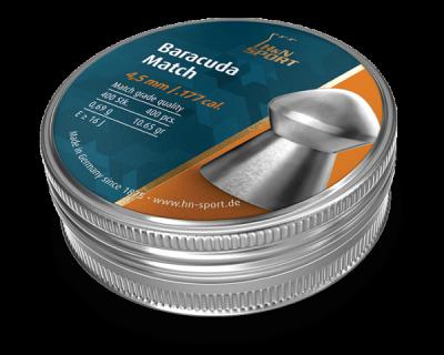 Пули пневматические H&N Baracuda Match 0,69 гр 400 шт