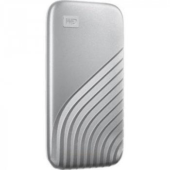 Накопичувач SSD USB 3.2 2TB WD (WDBAGF0020BSL-WESN)