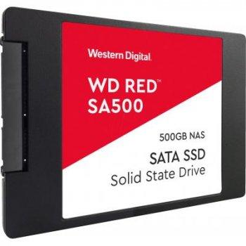 """Накопичувач SSD 2.5"""" 500GB Western Digital (WDS500G1R0A)"""