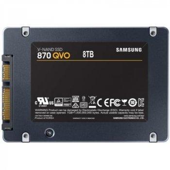 """Накопичувач SSD 2.5"""" 8TB Samsung (MZ-77Q8T0BW)"""
