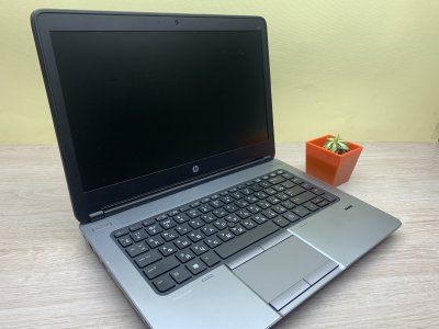Ноутбук HP ProBook 640 G1 14.0 HD/ Core i5-4300m 2(4)x max3.3GHz/ RAM 8Gb/ SSD 120Gb/ АКБ 56Wh/ Упоряд. 9 Б/У