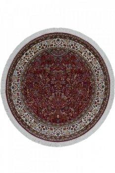 Килим Devos-Caby SPIRIT 12806 1.6 x 1.6 m Червоне Коло
