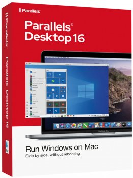 Parallels Desktop 16 для Mac (электронная версия)(PD16-RL1-CIS)