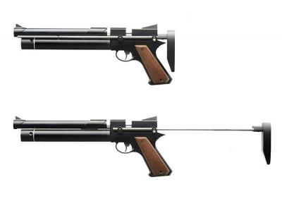 Пістолет PCP Artemis PP750 + насос