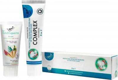 Набор для ухода за полостью рта Bioton Cosmetics Семейный (4820026151069)
