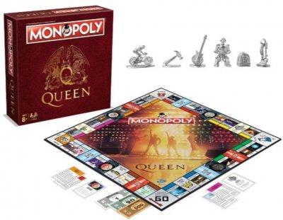 Настільна гра Winning Moves Монополія Queen (26543) (5036905026543)