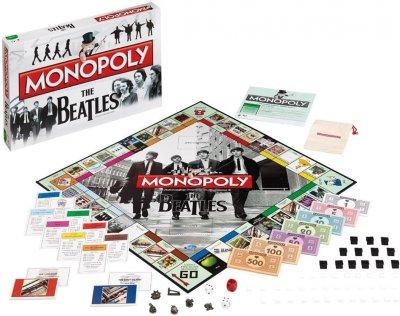 Настільна гра Winning Moves Монополія The Beatles (20046) (5036905020046)