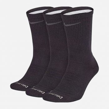 Носки Nike U Nk Everyday Max Cush Crew 3Pr - Pro SK0121-010 Черный M