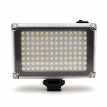 Диммируемая светодиодная панель Ulanzi 96 LED с аккумулятором 1500 mAh WZ5621