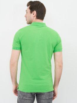 Поло Calvin Klein Jeans Logo Jacquard Polo J30J317283-LYQ Acid Green