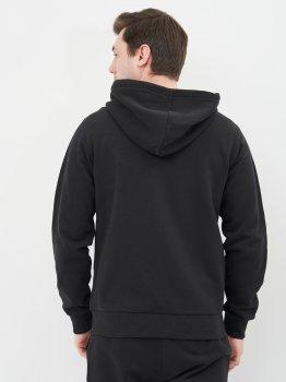 Толстовка Calvin Klein Jeans Zip Thru Monogram Hoodie J30J319228-BEH Pvh Black