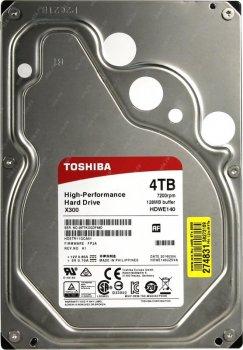 TOSHIBA 4TB (HDWE140UZSVA)