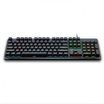 Клавиатура проводная игровая Meetion MK007 с подсветкой Черная (gr_014840)
