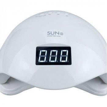 Лампа для сушки гель лаков Kronos 48W LED UV SUN5 00097 (gr007265)