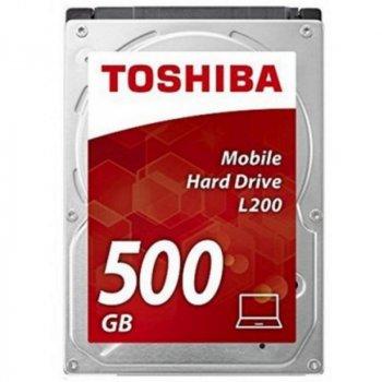 TOSHIBA 500GB (HDWK105UZSVA)