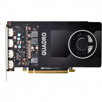 PNY QUADRO P2200 5GB 4DP/1DVI (VCQP2200-PB)