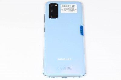 Мобільний телефон Samsung Galaxy S20 8/128GB G980 1000006386428 Б/У