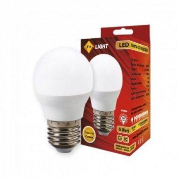Світлодіодна лампа G45B 5W 4000K E27 IC