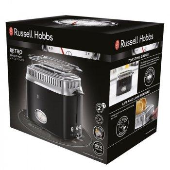 Russell Hobbs 21681-56 Retro Black (21681-56)
