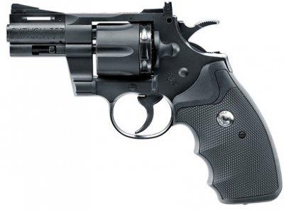 """Пневматичний револьвер Umarex Colt Python 2.5"""" (5.8147)"""