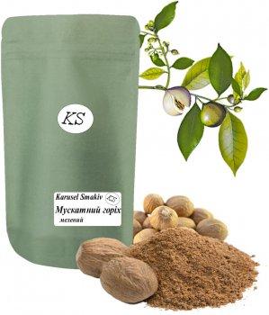 Мускатный орех молотый Карусель Вкусов Премиум 300 г (2220100031026)