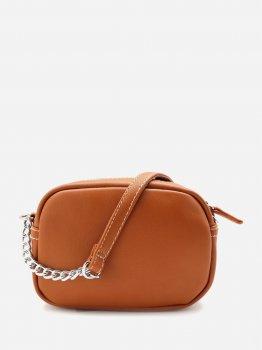 Женская сумка David Jones 7772057 Коричневая (1000007772057)