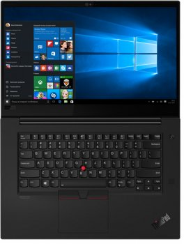 Ноутбук Lenovo ThinkPad X1 Extreme Gen 3 (20TK000FRA) Black