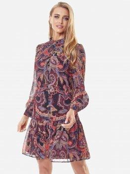 Платье Dressa 53658 Бордовое