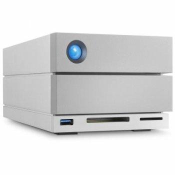 """Зовнішній жорсткий диск 3.5"""" 8TB LaCie (STGB8000400)"""