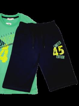 Футболка + шорты для мальчика Breeze 13506