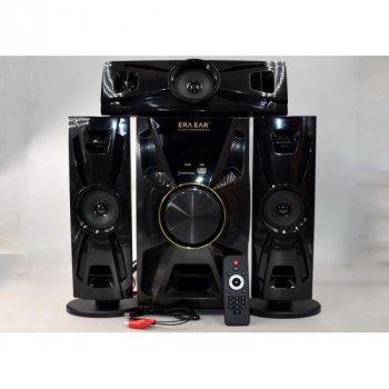 Акустическая система Домашний кинотеатр 3.1 Era Ear E-43 60W Bluetooth Активный сабвуфер и 3 колонки