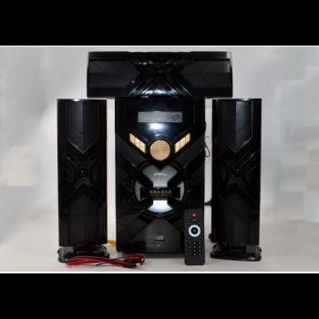 Акустическая система Домашний кинотеатр 3.1 Era Ear E-13 60W Bluetooth Активный сабвуфер 3 колонки