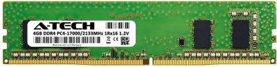 Оперативная память A-Tech 4GB DDR4-2133 (PC4-17000) DIMM 1Rx16 (DDR4/2133C15R1_16D/4G)
