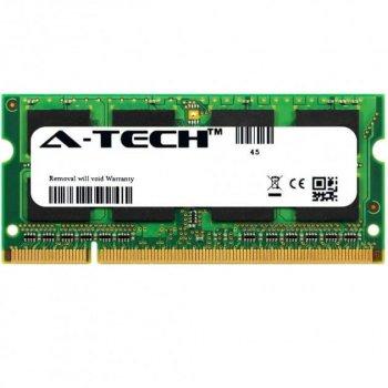 Оперативная память A-Tech 2GB DDR2-800 (PC2-6400) SODIMM (AT2G1D2S800NA0N18V)