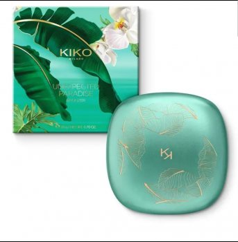 Бронзер для обличчя Kiko Milano Unexpected Paradise Bronzer 02 universal sienna